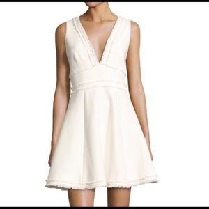Cinq a sept vneck dress